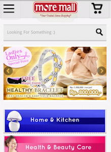 Moremall Mobile screenshot 1