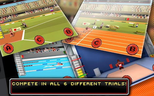 Retro Sports Screenshot 18