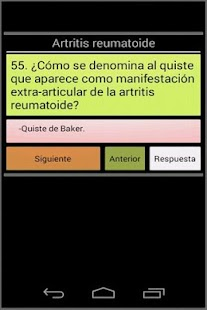 Preguntas de Reumatologia- screenshot thumbnail