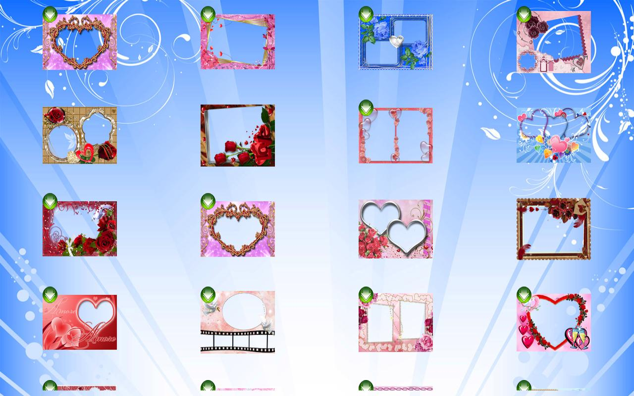 Love Frame Photo - screenshot