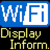 Display WiFi IP Address SSID