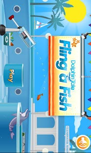 Dolphin Tale: Fling a Fish - screenshot thumbnail
