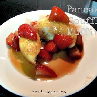 Pancake Souffle Muffins