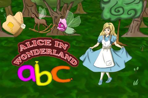 Alice In Wonderland ABC