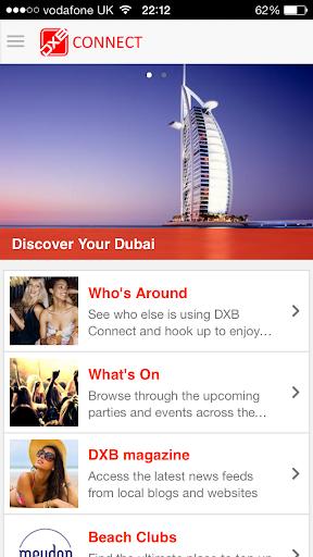 DXB Connect - Your Dubai App