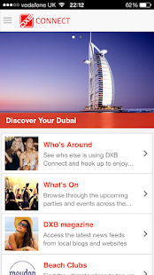 DXB Connect - Your Dubai App- screenshot thumbnail