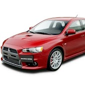 Mitsubishi Evo HD Wallpaper