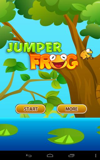 Jumper Frog v2