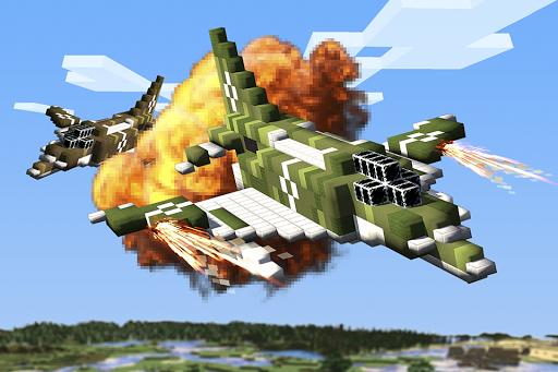王牌平面工藝免費 - 作戰飛機飛行仿真