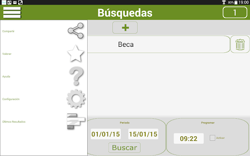 BuscaBOJA- screenshot thumbnail