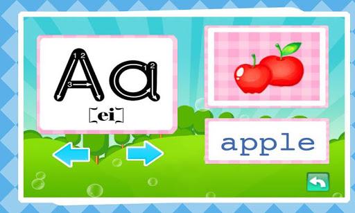 儿童学英语游戏
