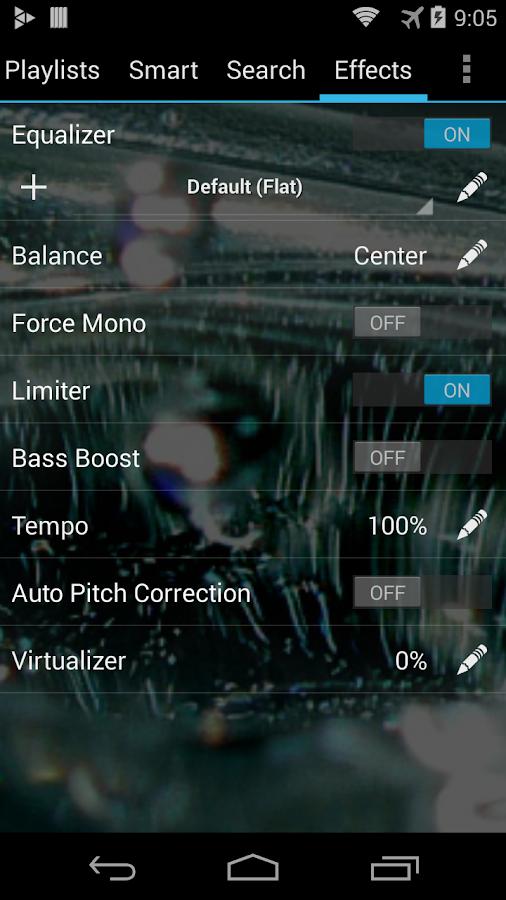 GoneMAD Music Player Unlocker - screenshot
