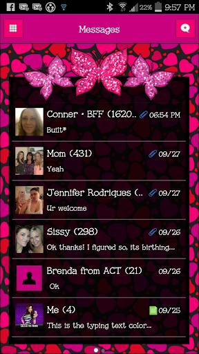 GO SMS - SCS273
