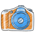 Pencil Camera icon