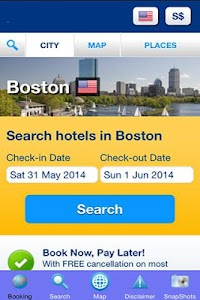 Hotels Best Deals Boston screenshot 1