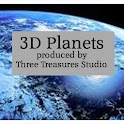 3D Planets logo