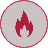 Fire & Red Icon Pack