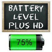 Battery HD Level Widget PRO