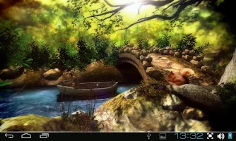 Screenshot of Fantasy Forest 3D Free