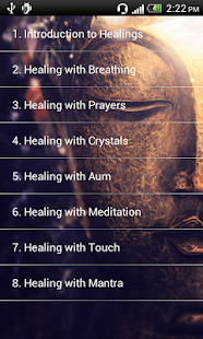 Self Healing- screenshot thumbnail