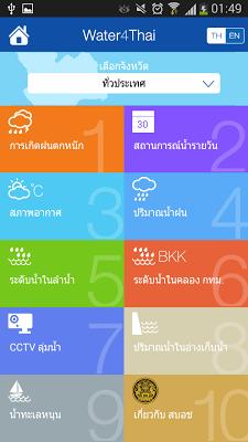 WATER4THAI - screenshot