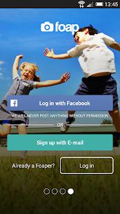 Foap - sell your photos - screenshot thumbnail