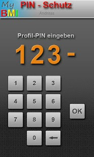 My BMI by DRP (deutsch) - screenshot thumbnail