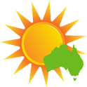 Weather Australia logo