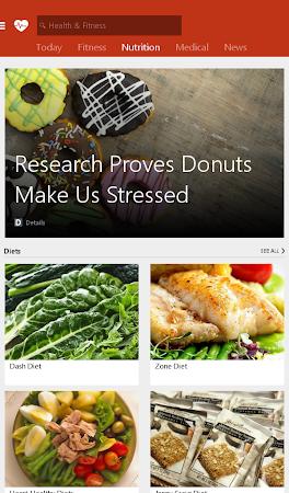 MSN Health & Fitness- Workouts 1.2.0 screenshot 18584
