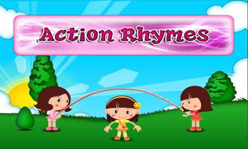 Action Rhymes By Tinytapps