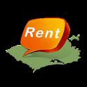 Rio de Janeiro Rentals + logo