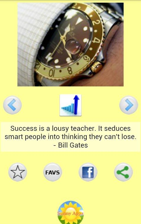 Successful Business Quotes- screenshot
