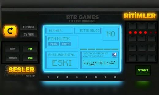 R-Elektro Bağlama- screenshot thumbnail