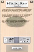 Screenshot of Perfect Brew : Tea Timer