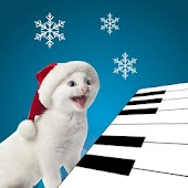 3D Singing Kitten Cat Piano