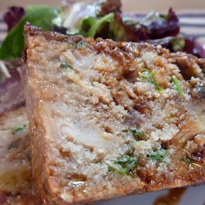 Oriental Fish Loaf