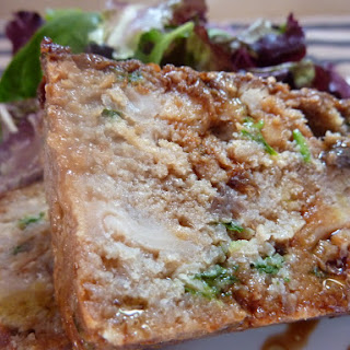 Oriental Fish Loaf Recipe