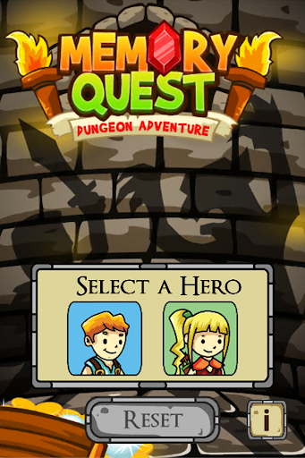 Memory Quest:Dungeon Adventure