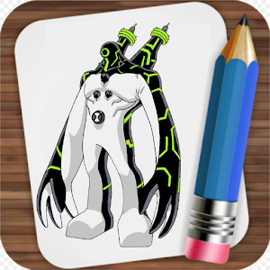 Painting Ben 10 For Kids Free APK Blackberry