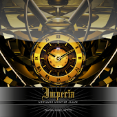 IMPERIA beautiful clock widget