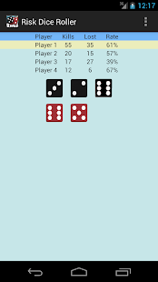 Risk Dice Roller- screenshot thumbnail