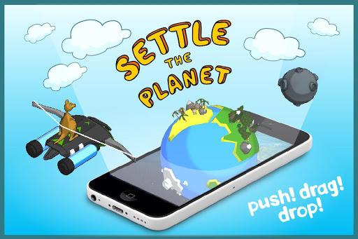 惑星を移入
