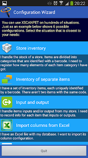 Barcode Scanner & Inventory - screenshot thumbnail