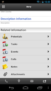 Zoho CRM- screenshot thumbnail