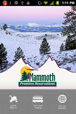 Mammoth Premiere Reservations