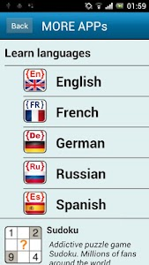 German phrasebook (free) screenshot 2