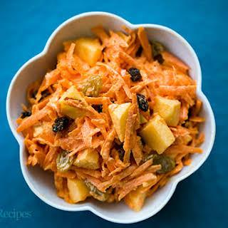 Classic Carrot Salad.