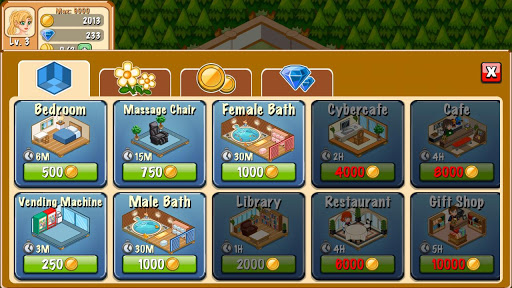 Hotel Story: Resort Simulation v1.9.2O