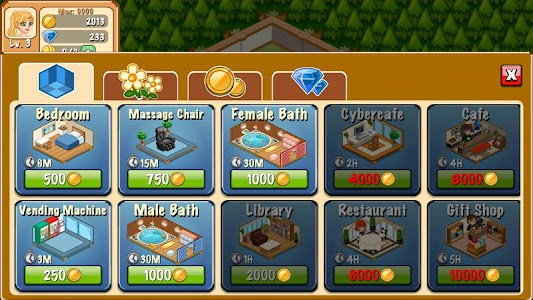 Hotel Story: Resort Simulation v1.9.2O Unlimited Gems