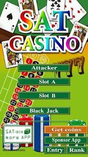 SAT Casino - screenshot thumbnail